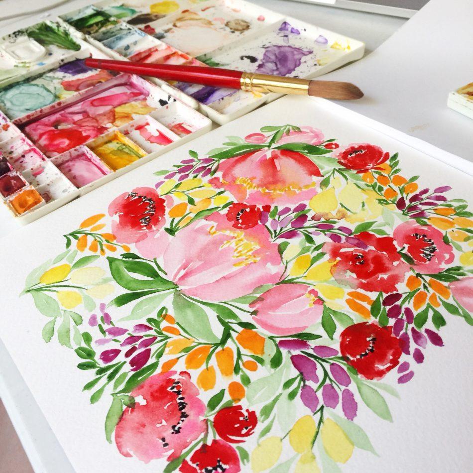 Ellen Walsh Designs - artwork