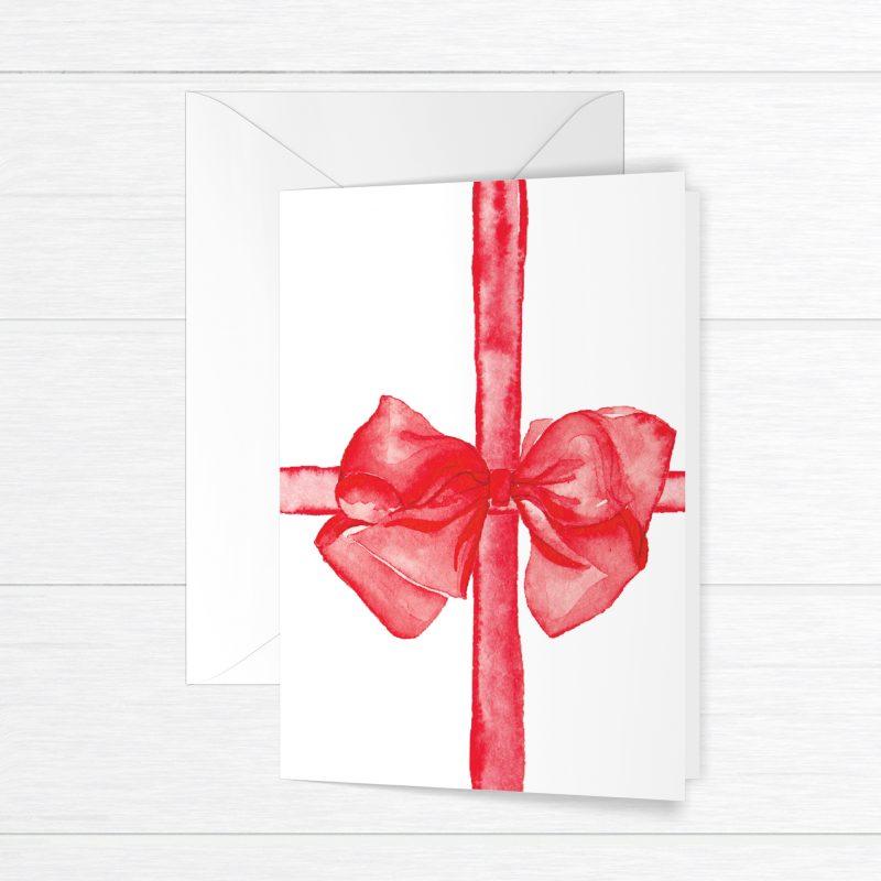 bow card - white wood v3